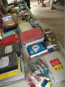 9 school supplies +-1600
